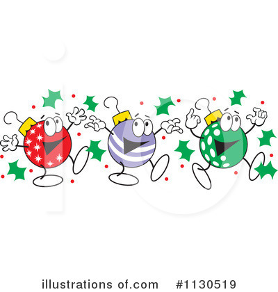Christmas Clipart #1130519 by Johnny Sajem