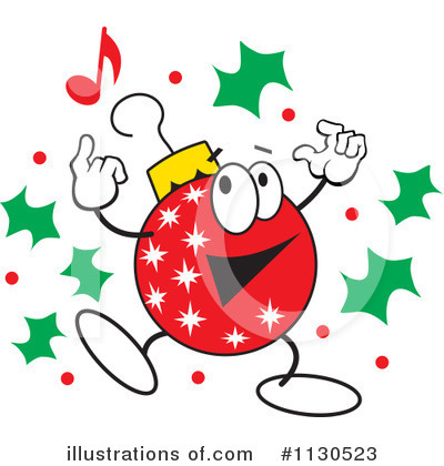 Christmas Clipart #1130523 by Johnny Sajem