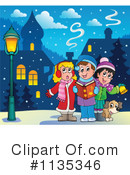 Christmas Carols Clipart #1135346 by visekart