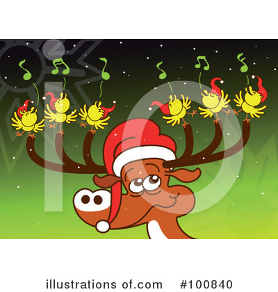 Christmas Clipart #100840 by Zooco