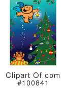 Christmas Clipart #100841 by Zooco