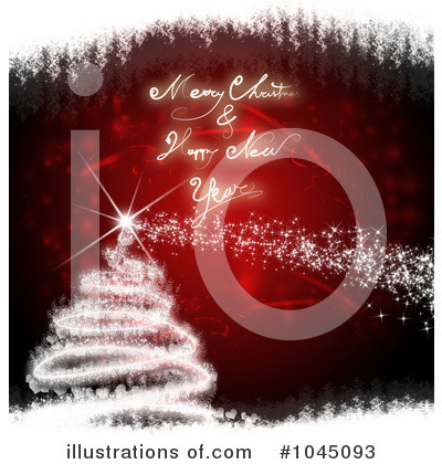 New Year Clipart #1045093 by MacX