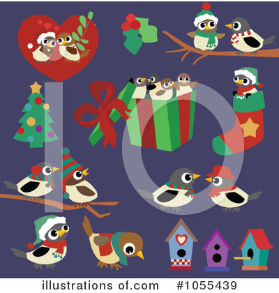 Christmas Clipart #1055439 by peachidesigns