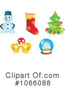 Christmas Clipart #1066088 by Vector Tradition SM