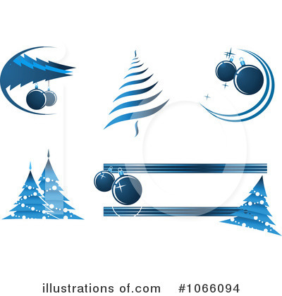 Royalty-Free (RF) Christmas Clipart Illustration by Vector Tradition SM - Stock Sample #1066094
