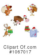 Christmas Clipart #1067017 by Hit Toon