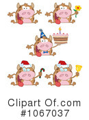 Christmas Clipart #1067037 by Hit Toon