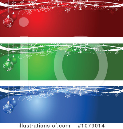 Royalty-Free (RF) Christmas Clipart Illustration by KJ Pargeter - Stock Sample #1079014