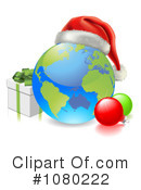 Royalty-Free (RF) Christmas Clipart Illustration #1080222
