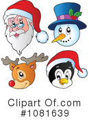 Christmas Clipart #1081639 by visekart