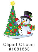 Christmas Clipart #1081663 by visekart