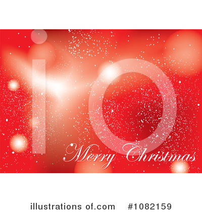 Christmas Greetings Clipart #1082159 by michaeltravers