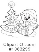 Christmas Clipart #1083299 by visekart