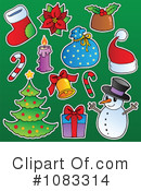 Christmas Clipart #1083314 by visekart