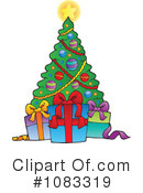 Royalty-Free (RF) Christmas Clipart Illustration #1083319