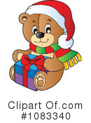 Christmas Clipart #1083340 by visekart