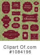 Christmas Clipart #1084196 by BestVector