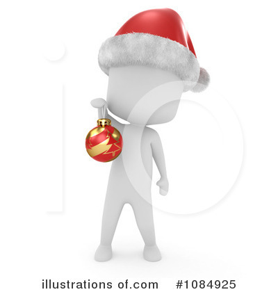 Royalty-Free (RF) Christmas Clipart Illustration by BNP Design Studio - Stock Sample #1084925