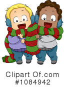 Royalty-Free (RF) Christmas Clipart Illustration #1084942
