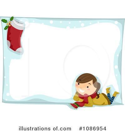 Christmas Stocking Clipart #1086954 by BNP Design Studio