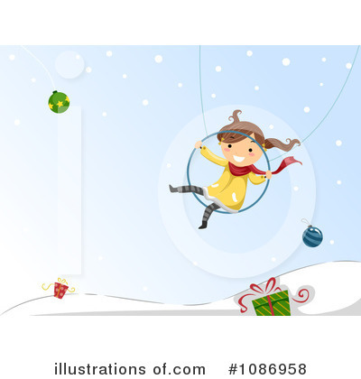 Christmas Background Clipart #1086958 by BNP Design Studio