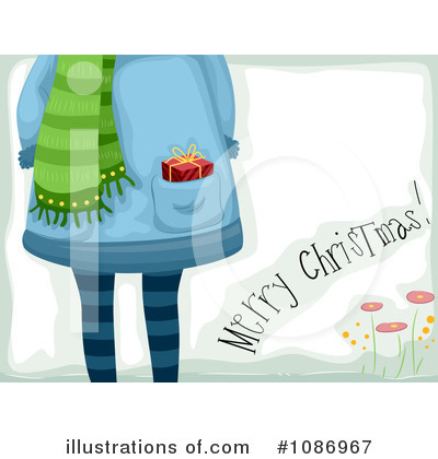 Merry Christmas Clipart #1086967 by BNP Design Studio