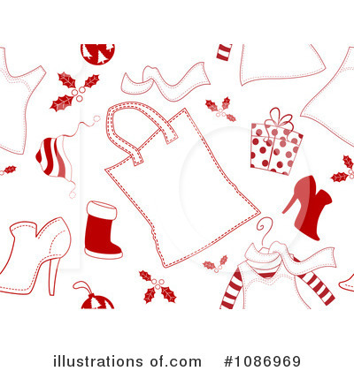 Christmas Present Clipart #1086969 by BNP Design Studio