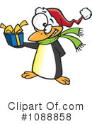 Royalty-Free (RF) Christmas Clipart Illustration #1088858