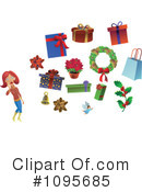 Christmas Clipart #1095685 by Frisko