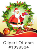 Christmas Clipart #1099334 by merlinul