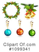 Christmas Clipart #1099341 by merlinul