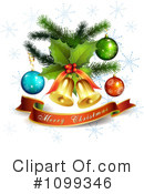 Christmas Clipart #1099346 by merlinul