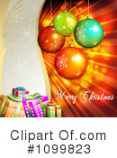 Christmas Clipart #1099823 by merlinul
