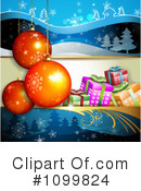 Christmas Clipart #1099824 by merlinul