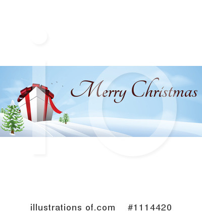 Royalty-Free (RF) Christmas Clipart Illustration by AtStockIllustration - Stock Sample #1114420