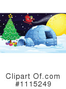Royalty-Free (RF) Christmas Clipart Illustration #1115249