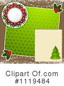 Christmas Clipart #1119484 by elaineitalia