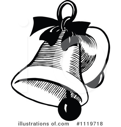 Bell Clipart #1119718 by Prawny Vintage