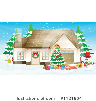 Snowman Clipart #1121804 by Graphics RF
