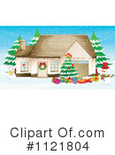 Royalty-Free (RF) Christmas Clipart Illustration #1121804
