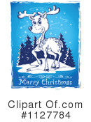 Royalty-Free (RF) Christmas Clipart Illustration #1127784