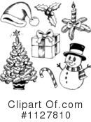 Christmas Clipart #1127810 by visekart