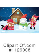 Royalty-Free (RF) Christmas Clipart Illustration #1129006