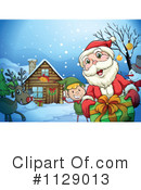 Christmas Clipart #1129013 by Graphics RF