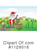 Christmas Clipart #1129016 by Graphics RF