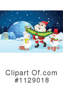 Christmas Clipart #1129018 by Graphics RF