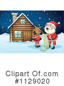 Christmas Clipart #1129020 by Graphics RF