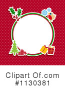 Royalty-Free (RF) Christmas Clipart Illustration #1130381