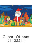 Christmas Clipart #1132211 by Graphics RF