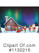 Christmas Clipart #1132216 by Graphics RF